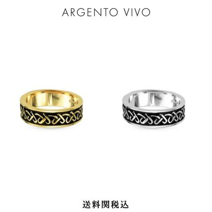 Costume Jewelry Silver 18K Gold Rings