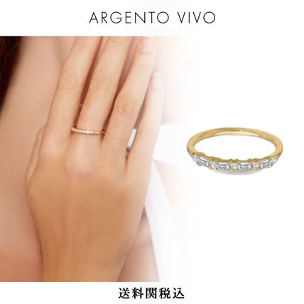 Costume Jewelry 18K Gold Rings