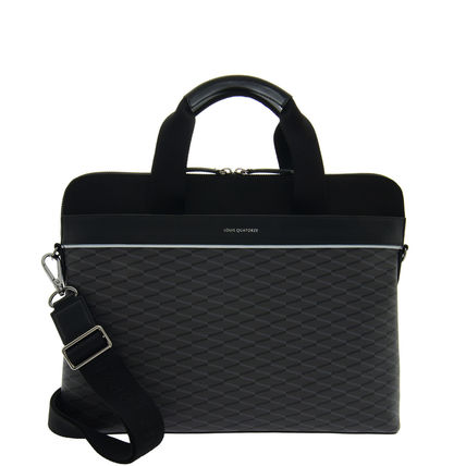 Bag in Bag A4 Leather PVC Clothing Business & Briefcases