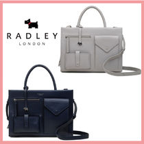 RADLEY Casual Style 2WAY Leather Party Style Office Style