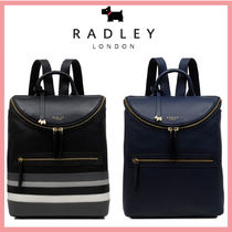 RADLEY Casual Style Leather Office Style Elegant Style Backpacks