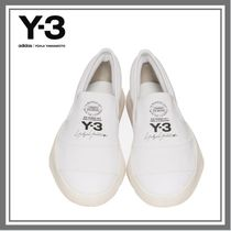 Y-3 Street Style Plain Slippers Slip-On Shoes
