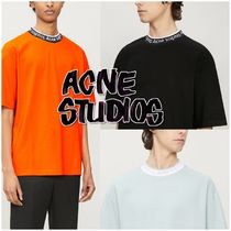 Acne Short Sleeves T-Shirts