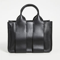 Alexander Wang Casual Style Plain Leather Office Style Elegant Style