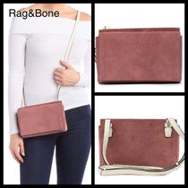 rag & bone Casual Style Plain Leather Party Style Office Style