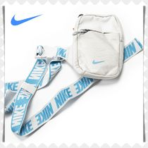 Nike Casual Style Unisex Street Style Shoulder Bags
