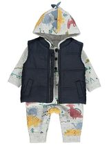 George Unisex Co-ord Baby Boy Outerwear