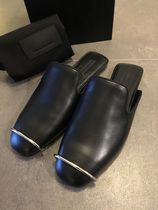 Alexander Wang Leather Loafer & Moccasin Shoes