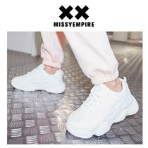 MISSY EMPIRE Platform Platform & Wedge Sneakers