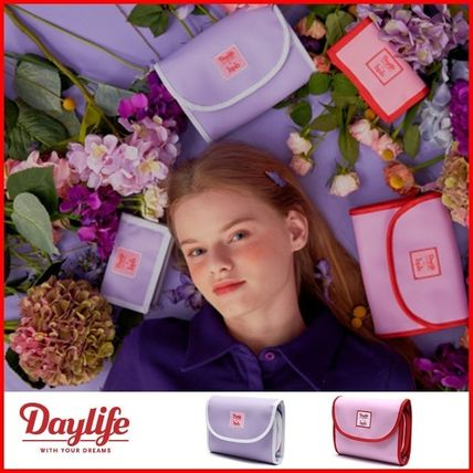 Logo Pouches & Cosmetic Bags