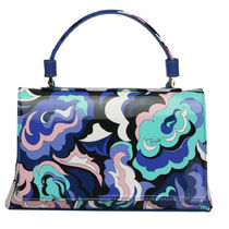 Emilio Pucci 2WAY Leather Elegant Style Shoulder Bags