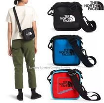 THE NORTH FACE Casual Style Unisex Nylon Street Style 2WAY Bi-color Plain