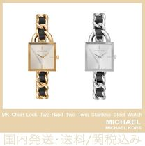 Michael Kors Party Style Jewelry Watches Stainless Office Style