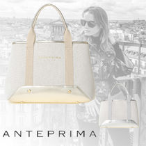 ANTEPRIMA Casual Style A4 Totes