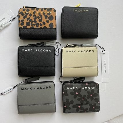 MARC JACOBS Leather Folding Wallets