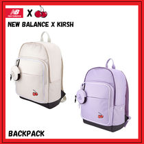 KIRSH Casual Style Collaboration Backpacks