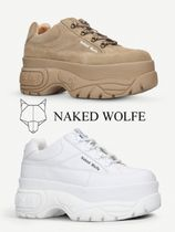 Naked Wolfe Unisex Street Style Low-Top Sneakers
