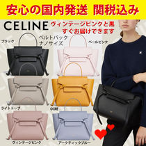 CELINE Belt 2WAY Crossbody Handbags