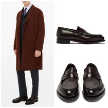 SANTONI Loafers Leather Loafers & Slip-ons
