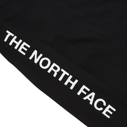 THE NORTH FACE Long Sleeve Unisex Street Style Long Sleeves Logo T-Shirt 6