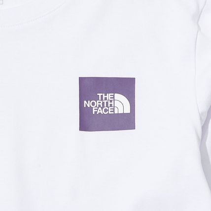 THE NORTH FACE Long Sleeve Unisex Street Style Long Sleeves Logo T-Shirt 12
