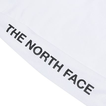THE NORTH FACE Long Sleeve Unisex Street Style Long Sleeves Logo T-Shirt 13