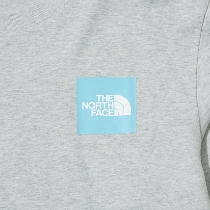 THE NORTH FACE Long Sleeve Unisex Street Style Long Sleeves Logo T-Shirt 18