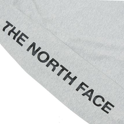 THE NORTH FACE Long Sleeve Unisex Street Style Long Sleeves Logo T-Shirt 19