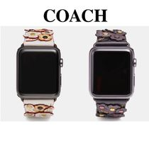 Coach Casual Style Leather Elegant Style Watches