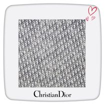 Christian Dior Unisex Silk Street Style Home Party Ideas Handkerchief