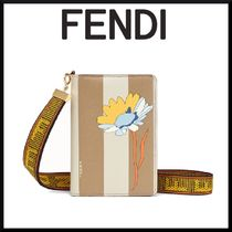 FENDI Passport Cases