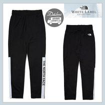 THE NORTH FACE WHITE LABEL Casual Style Unisex Street Style Plain Logo Pants