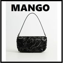 MANGO Party Style Elegant Style Formal Style  Party Bags