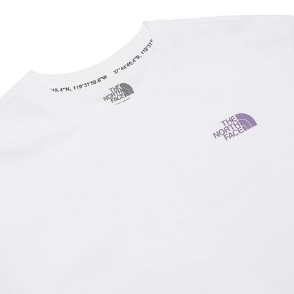 THE NORTH FACE More T-Shirts Unisex Street Style Plain Other Animal Patterns Cotton Logo 4
