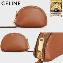 CELINE Coin Charm In Smooth Lambskin