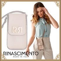 Rinascimento Casual Style Plain Leather Party Style Elegant Style Bags
