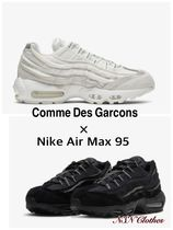 COMME des GARCONS Street Style Collaboration Sneakers