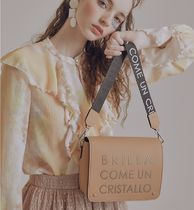 BBYB Casual Style 2WAY Plain Shoulder Bags