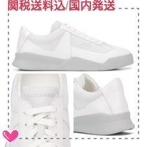 A-COLD-WALL Suede Street Style Bi-color Plain Leather Sneakers