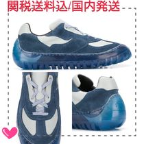 A-COLD-WALL Suede Street Style Plain Leather Sneakers