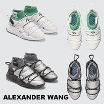 Alexander Wang Unisex Street Style Collaboration Plain Sneakers