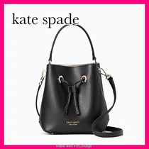 kate spade new york Casual Style 2WAY Leather Purses Office Style Elegant Style