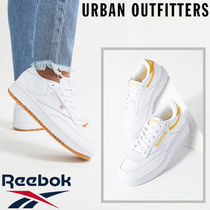 Urban Outfitters Rubber Sole Casual Style Unisex Collaboration Plain