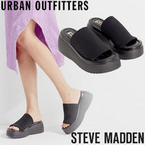 Urban Outfitters Rubber Sole Casual Style Collaboration Plain Sandals Sandal
