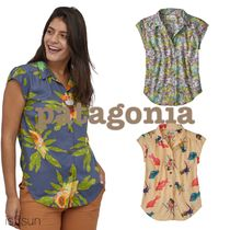 Patagonia Flower Patterns Tropical Patterns Casual Style Street Style