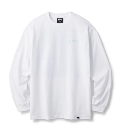 Crew Neck Pullovers Unisex U-Neck Long Sleeves Plain Cotton