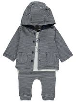 George Unisex Co-ord Baby Girl Outerwear