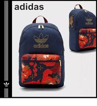 adidas Flower Patterns Casual Style A4 Other Animal Patterns