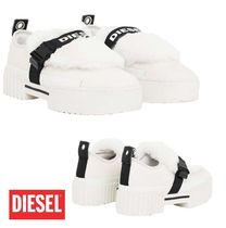 DIESEL Casual Style Street Style Flats