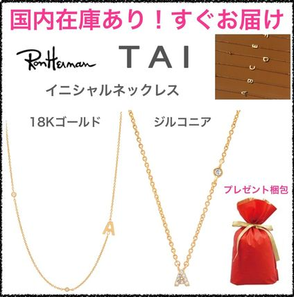 Ron Herman 18K Gold Necklaces & Pendants